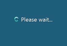 How To Fix Please Wait Windows 8