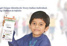 Aadhar Card UID