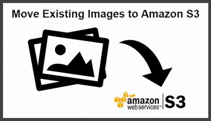 Move Existing WordPress Images to Amazon S3